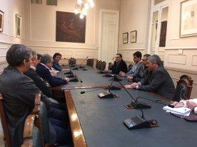 Empresarios de Brasil conocieron la Bcsf y los laboratorios de la Cámara Arbitral de Cereales