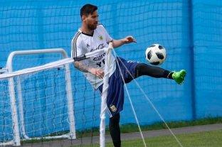 Hay que ayudar a Messi