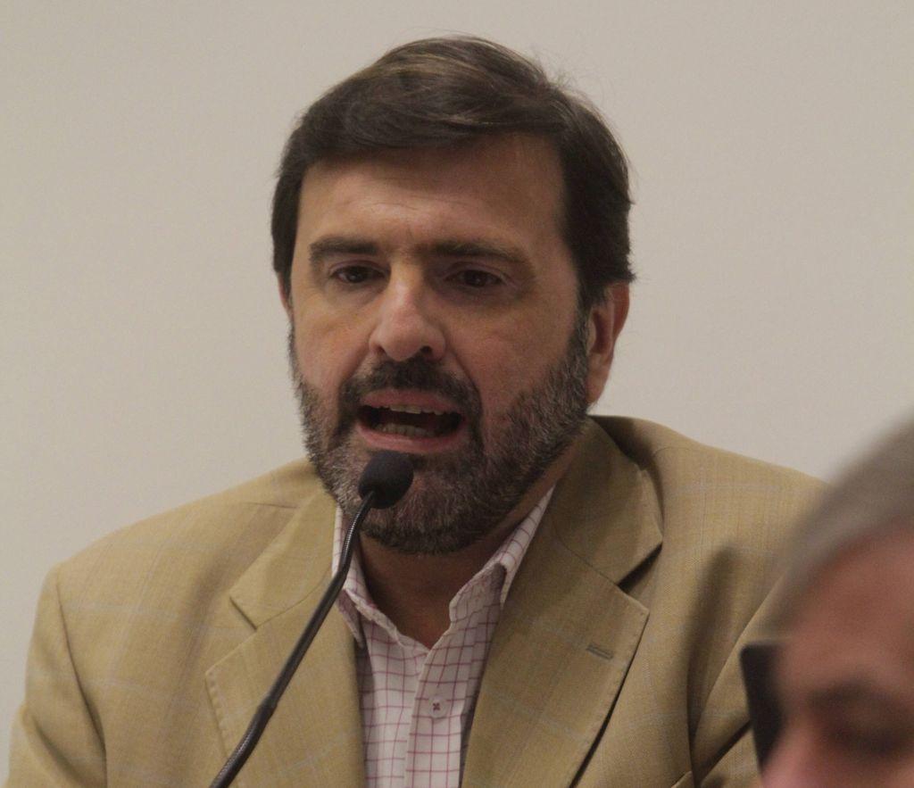 Carlos Pereira, concejal. <strong>Foto:</strong> Mauricio Garín