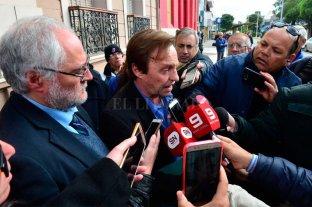 Varisco volvió a declarar con la intención de demostrar su inocencia