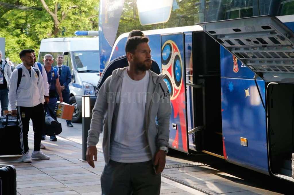Argentina no pudo con Islandia y terminaron empatados
