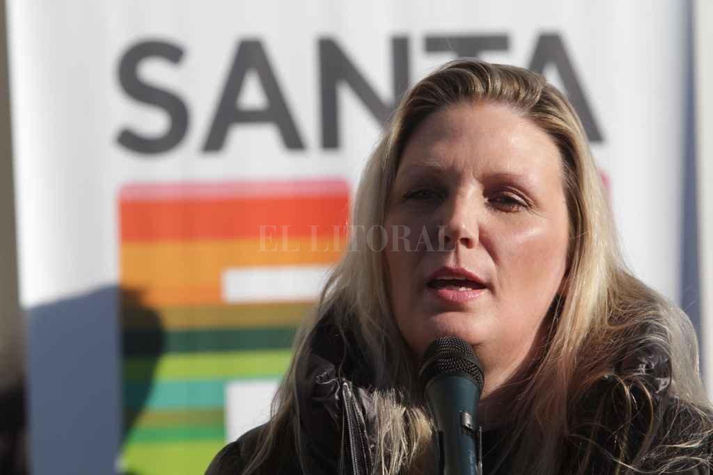 Verónica Geese, secretaria de Energía. <strong>Foto:</strong> Mauricio Garín