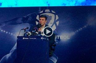 """Zanetti: """"Orgulloso que Messi sea argentino y nos represente en todo el mundo"""""""
