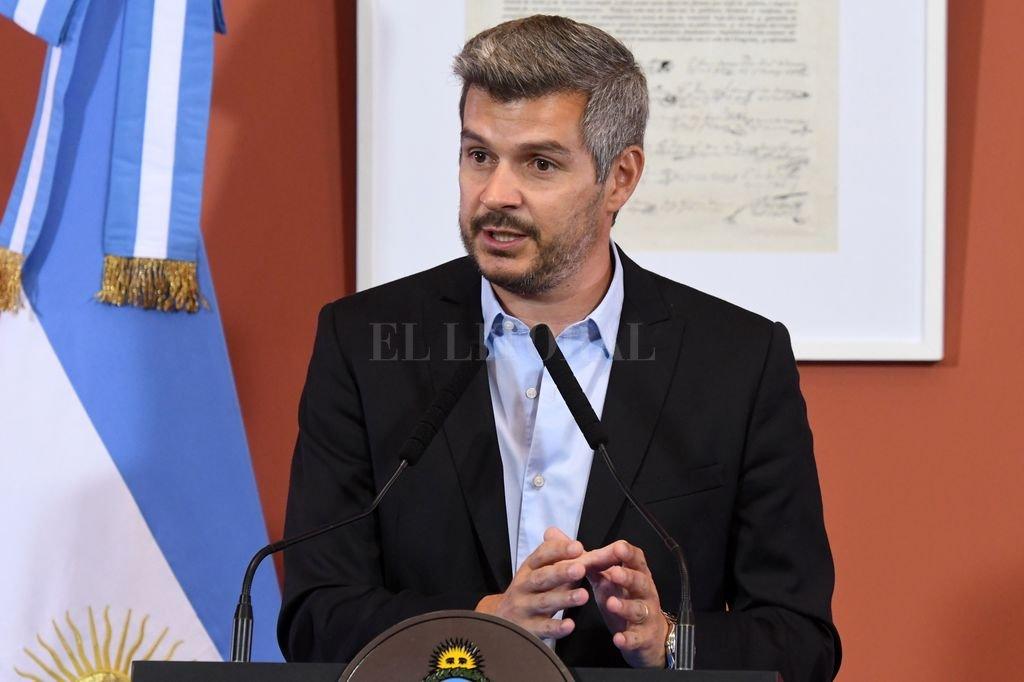 Marcos Peña. Jefe de Gabinete de la nación. <strong>Foto:</strong> Archivo El Litoral