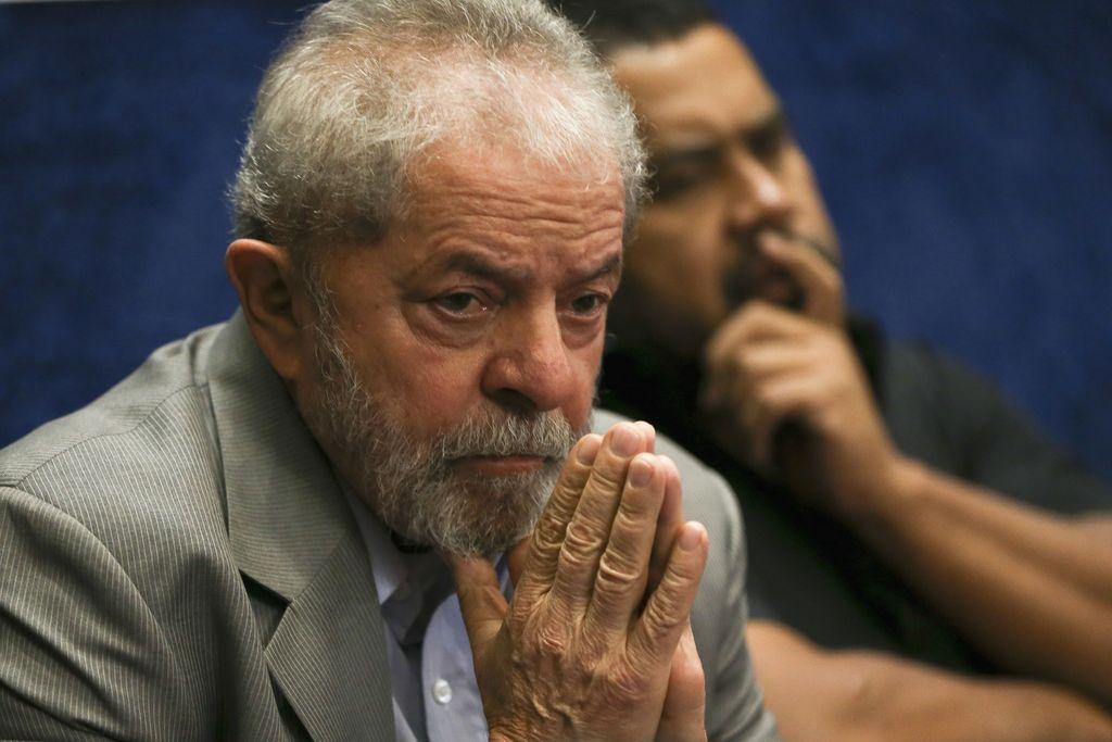 Lula Da Silva. Crédito: Archivo El Litoral