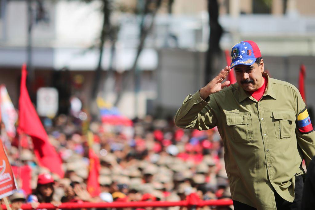Indignación y más crisis en Venezuela. <strong>Foto:</strong> Archivo El Litoral