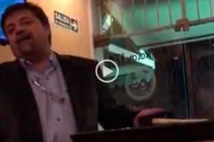 Video: Caruso Lombardi dice que Pavón le pegó una trompada a Mascherano