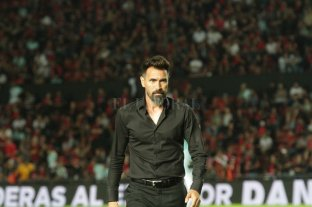"Dominguez: ""Vamos a salir a atacar, a buscar el gol"""