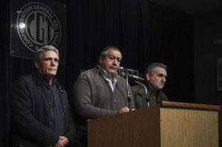La CGT realiza su tercer paro general contra el Gobierno de Mauricio Macri