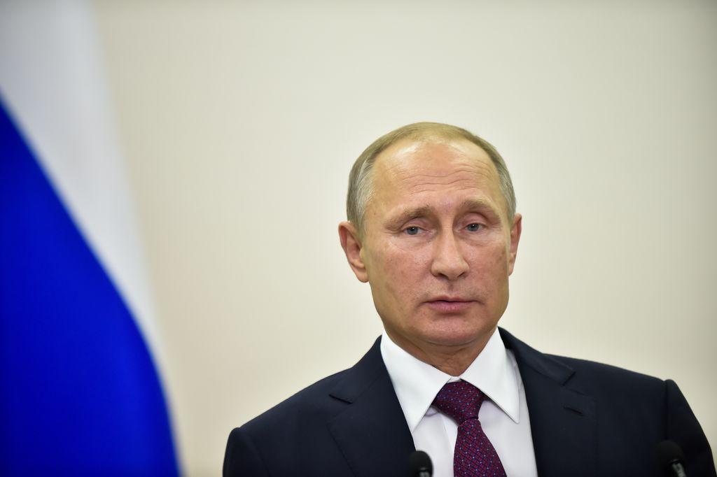 Vladimir Putin, presidente de Rusia. Crédito: Archivo El Litoral