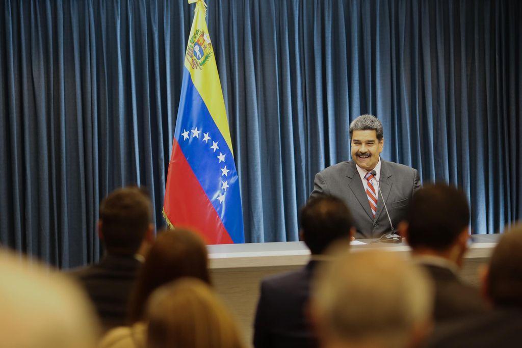 Nicolás Maduro.  Crédito: Archivo El Litoral