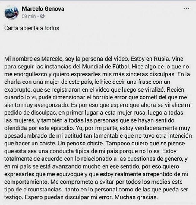 """Otro argentino que se pasó de """"vivo"""" con una chica rusa y paga las consecuencias"""