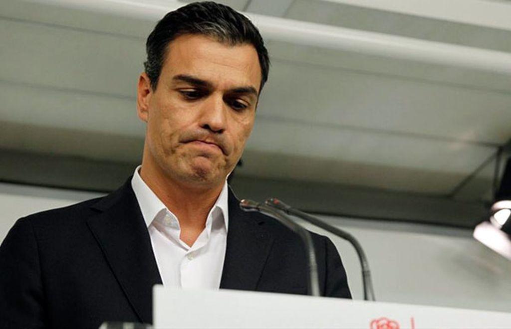 Pedro Sánchez Pérez-Castejón, presidente del Gobierno de España y secretario general del Partido Socialista Obrero Español.  Crédito: Internet