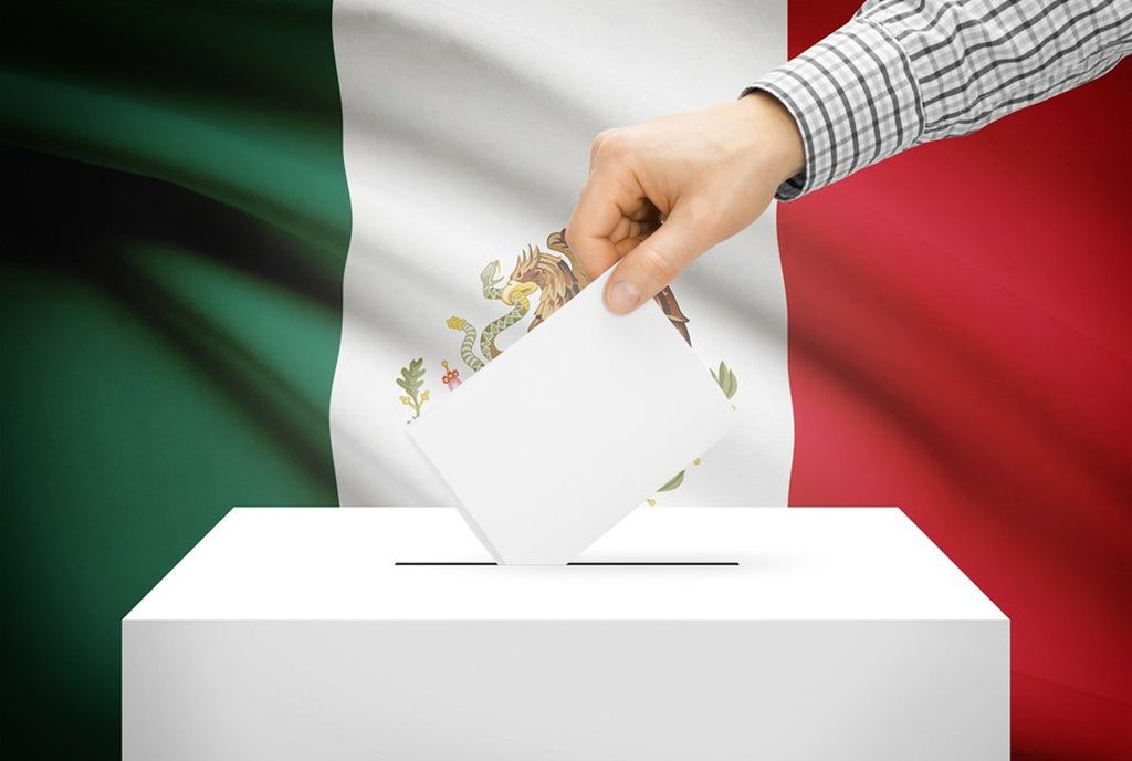 México va a las urnas en unos comicios gigantes este domingo.  Crédito: Criptonoticias