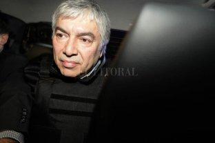 Confirman el congelamiento de dos cuentas de Lázaro Báez con más de 3 millones de euros