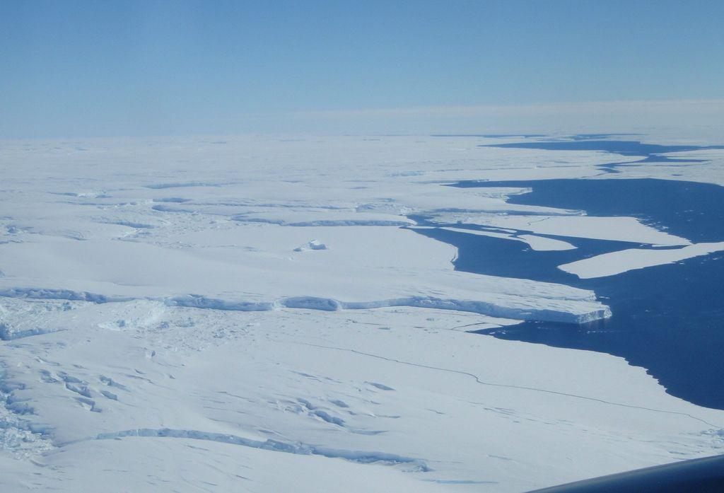 Frío extremo en el Polo Sur. <strong>Foto:</strong> Internet