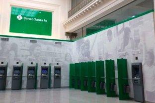 Banco Santa Fe dispuso nuevas pautas de atención a clientes