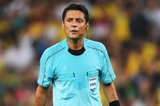 El iraní Alireza Faghani será el árbitro de Argentina - Francia