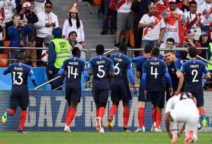 ¿Cómo formará Francia contra Argentina?