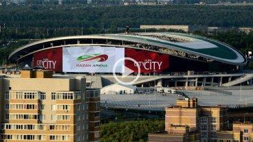 Conocé el estadio de Kazán, donde jugará Argentina contra Francia