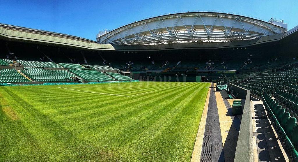Crédito: Twitter Wimbledon