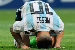Francia fue demasiado: Argentina afuera del Mundial
