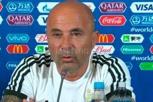 """Sampaoli: """"Los jugadores dejaron todo"""""""