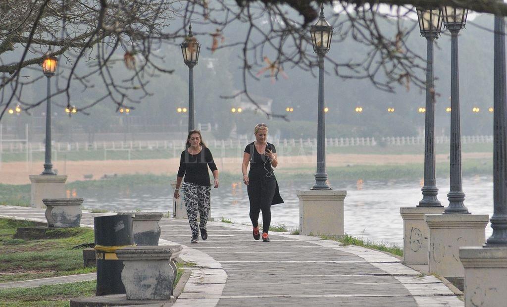 Actualidad: Julio empieza con frío y mucha humedad