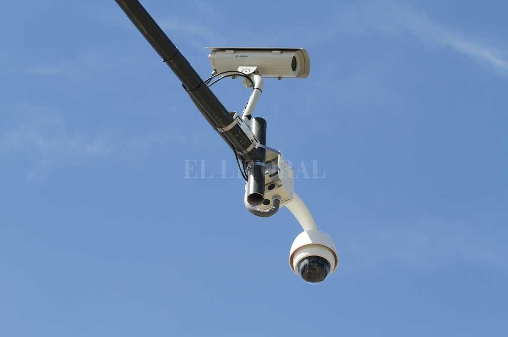 Serían unas 99 cámaras que se agregarían al ya existente centro de monitoreo local <strong>Foto:</strong> Archivo El Litoral / Guillermo Di Salvatore