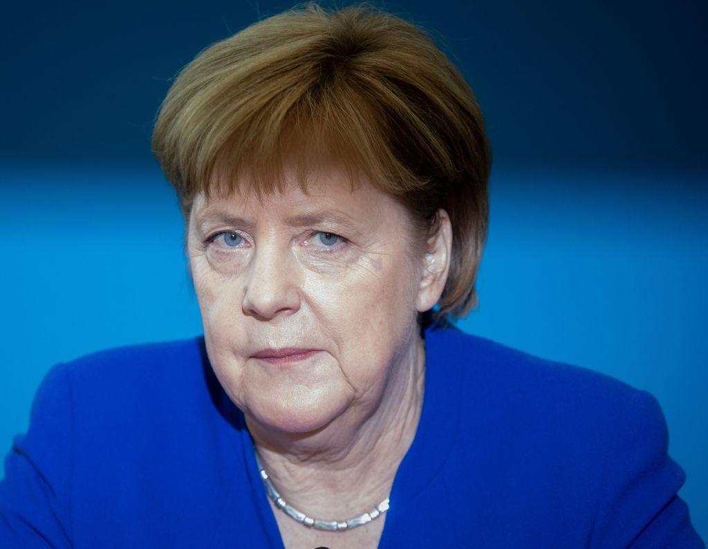 Angela Merkel, canciller alemana.  <strong>Foto:</strong> Archivo El Litoral