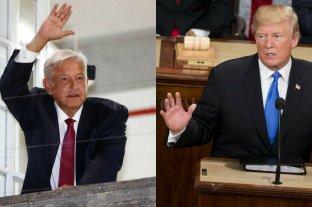 """López Obrador y Trump hablaron por teléfono: """"La relación será muy buena"""""""