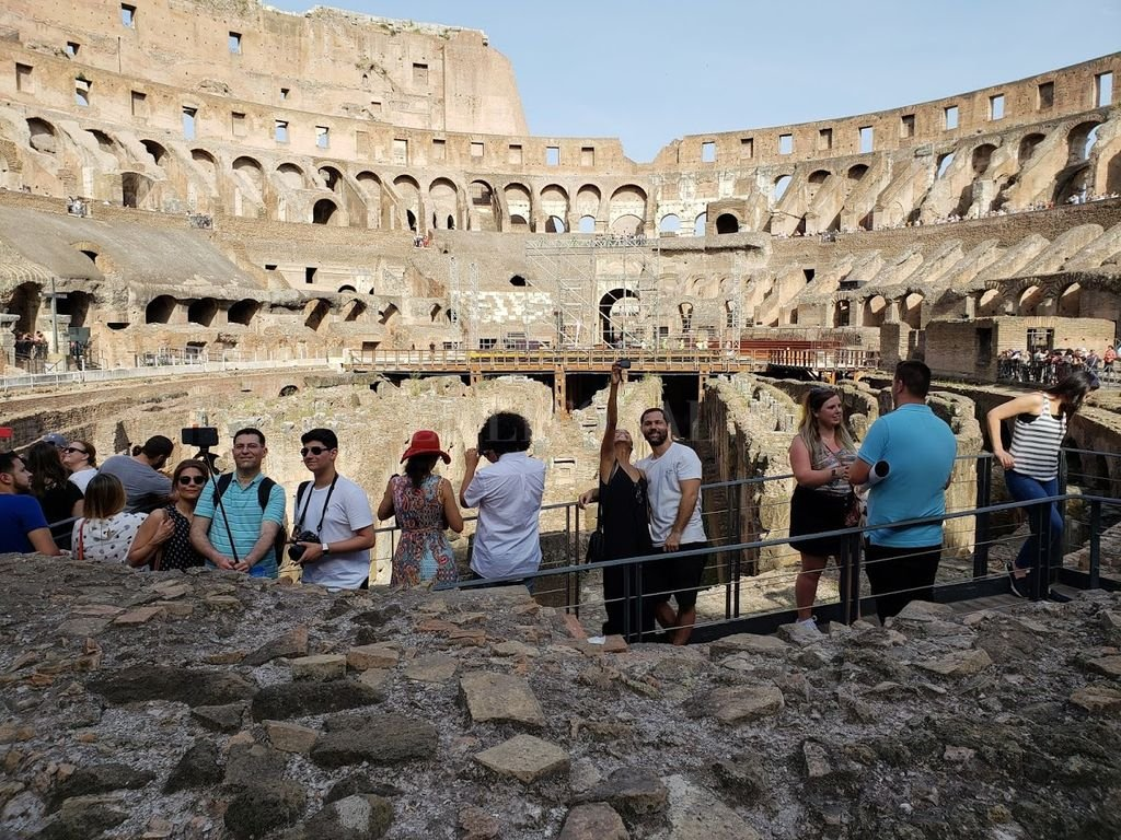 El coliseo en Roma. Europa es uno de los destinos que se encareció para los argentinos. Crédito: El Litoral