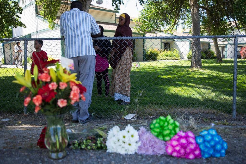 El complejo de departamentos en Boise, Idaho, donde un hombre apuñaló a nueve personas durante el pasado fin de semana es una comunidad diversa, hogar de refugiados y familias con niños. <strong>Foto:</strong> The New York Times