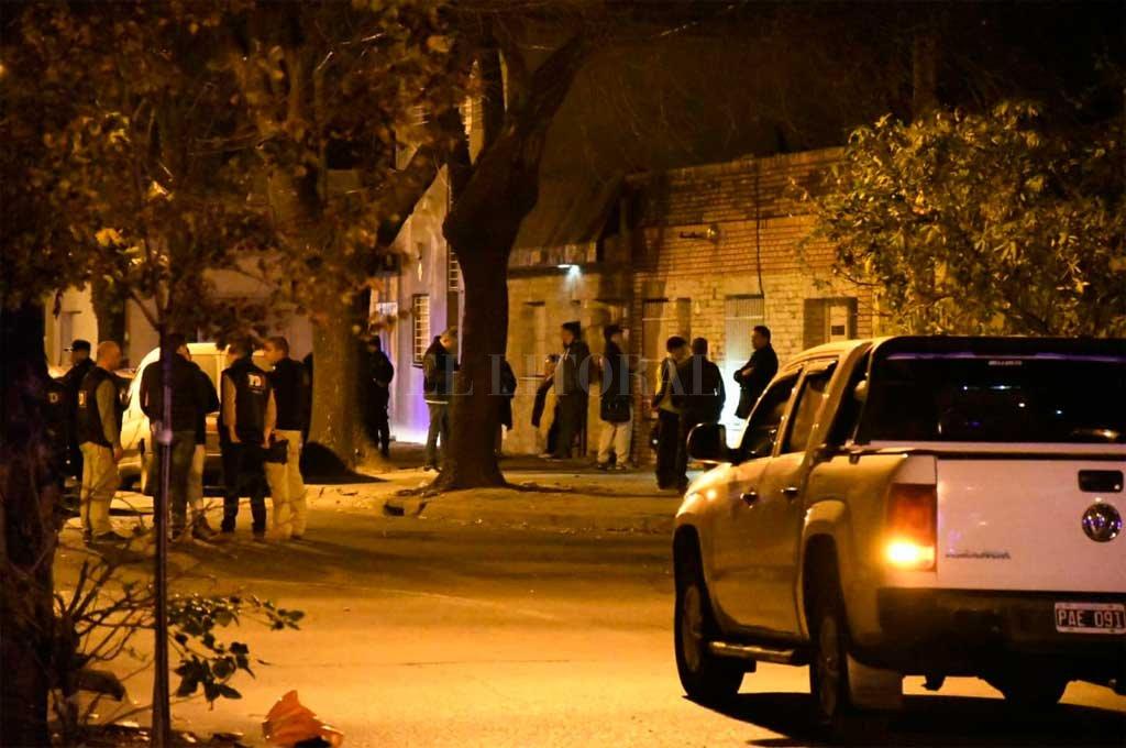 El último episodio ocurrió en la zona donde vive el padre del magistrado <strong>Foto:</strong> Marcelo Manera