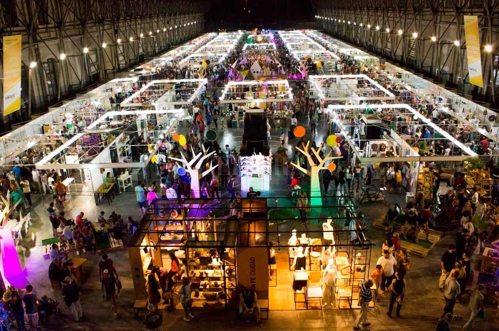 Santa Fe Diseña será uno de los atractivos de estas vacaciones de invierno <strong>Foto:</strong> Archivo El Litoral
