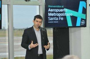 El aeropuerto cambió su nombre  y presentó a su Ente Autárquico