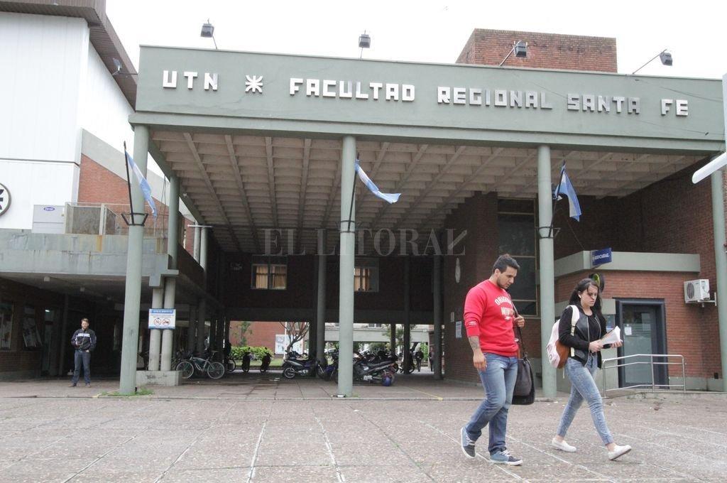 La Universidad Tecnológica Nacional, ubicada sobre la costanera santafesina, será la sede del encuentro. <strong>Foto:</strong> Archivo El Litoral
