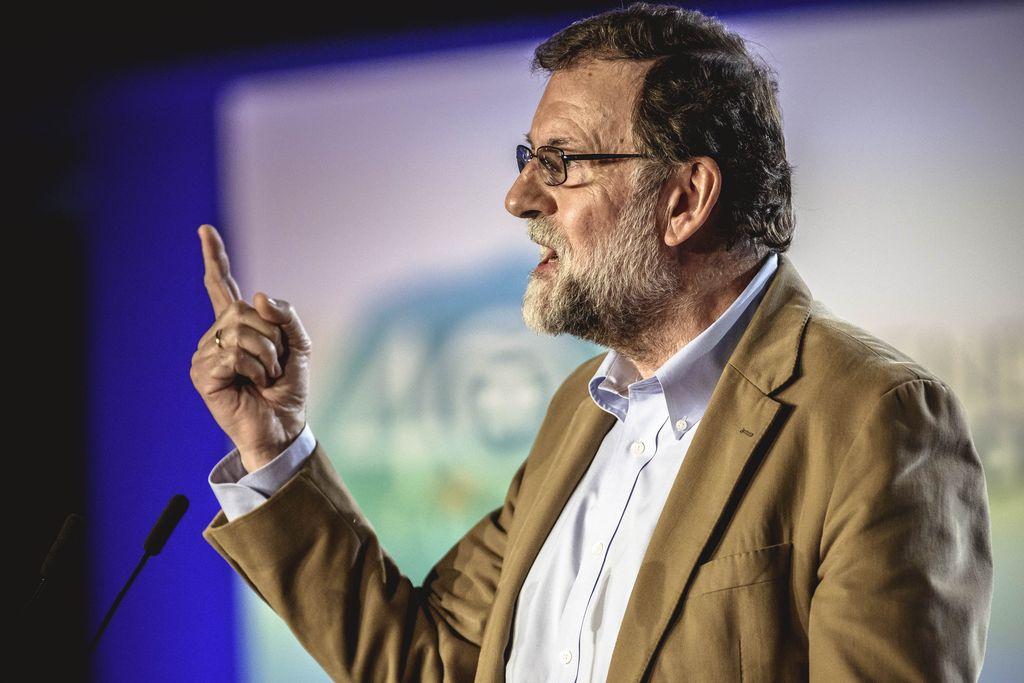 Mariano Rajoy. Crédito: Archivo El Litoral