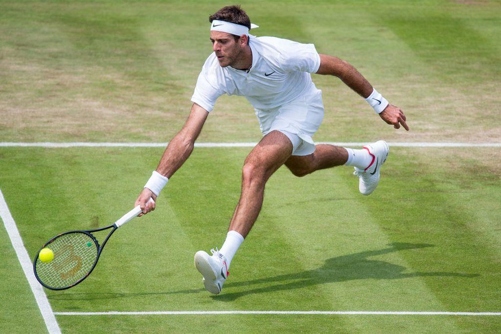 Este jueves en Wimbledon juegan Del Potro, Zeballos y Schwartzman. <strong>Foto:</strong> Internet