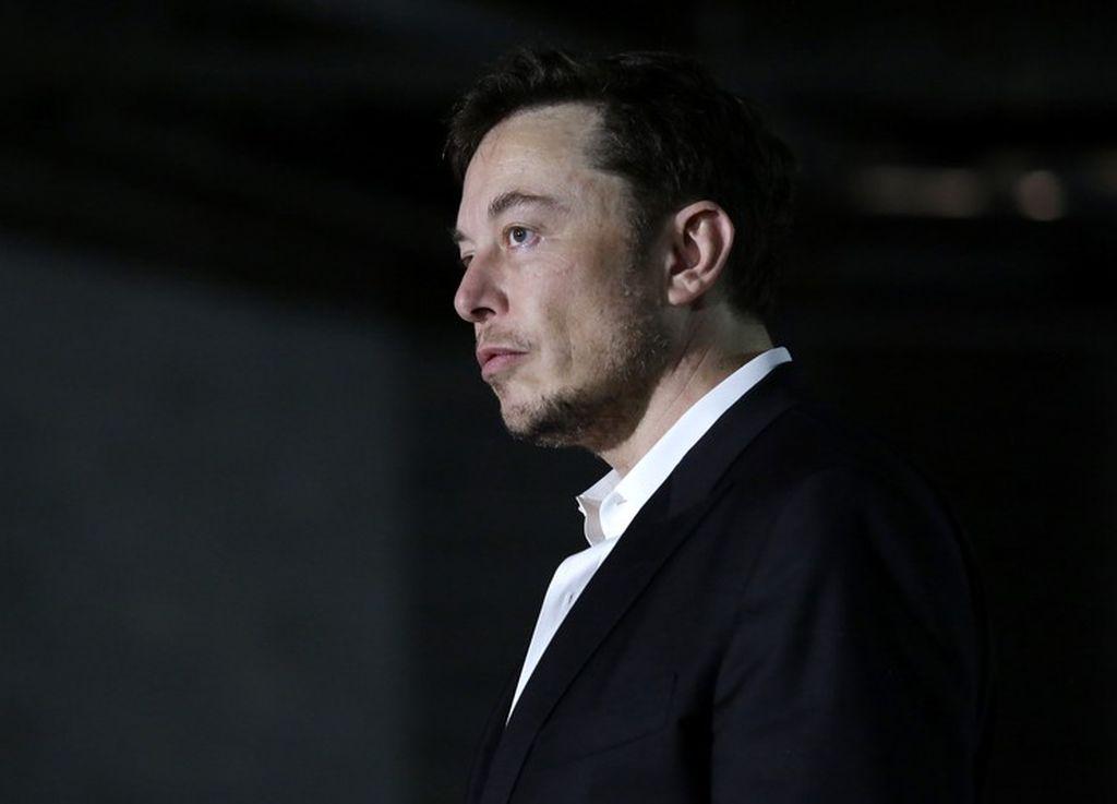 Elon Musk. Crédito: Internet