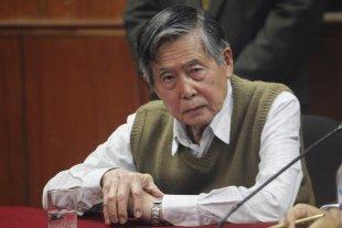 Perú: internaron al expresidente Alberto Fujimori