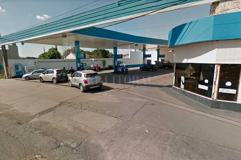 La estación está ubicada en Av. López y Planes al 3700 <strong>Foto:</strong> Captura de Pantalla - Google Street View