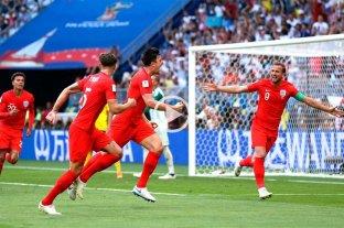 Sin problemas, Inglaterra venció a Suecia y se metió en semis