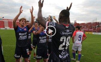 Unión cumplió y avanza de fase en la Copa Santa Fe