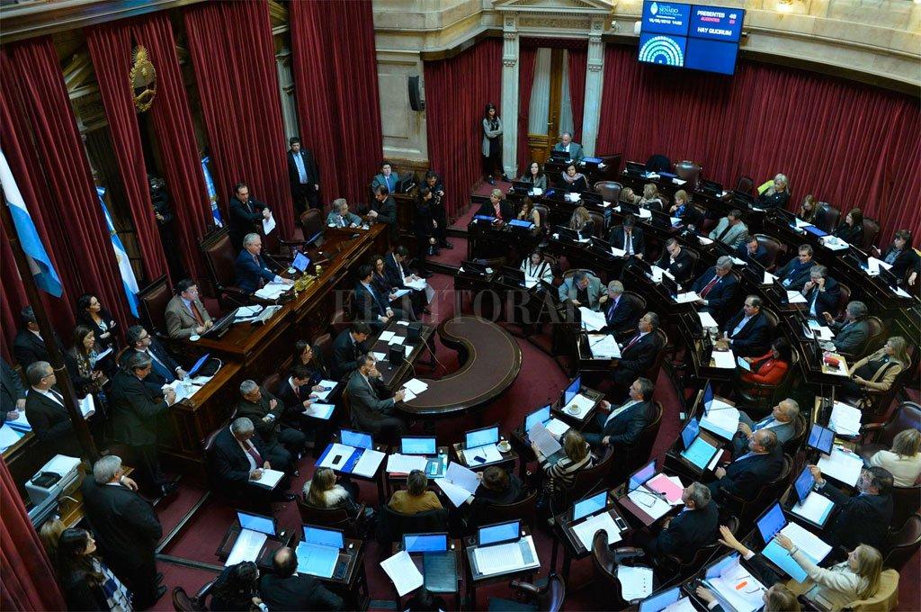 <strong>Foto:</strong> Gentileza Senado de la Nación