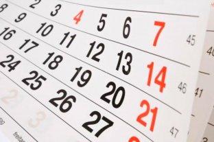 Pasó el fin de semana largo, ¿cuándo es el próximo feriado? -