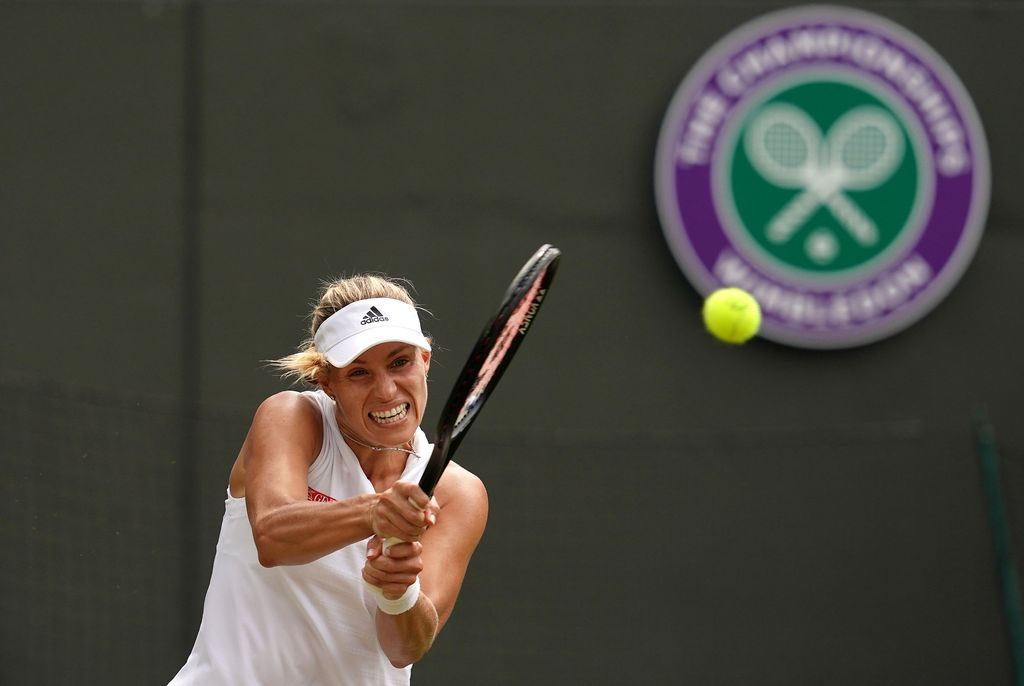 Angelique Kerber. <strong>Foto:</strong> dpa