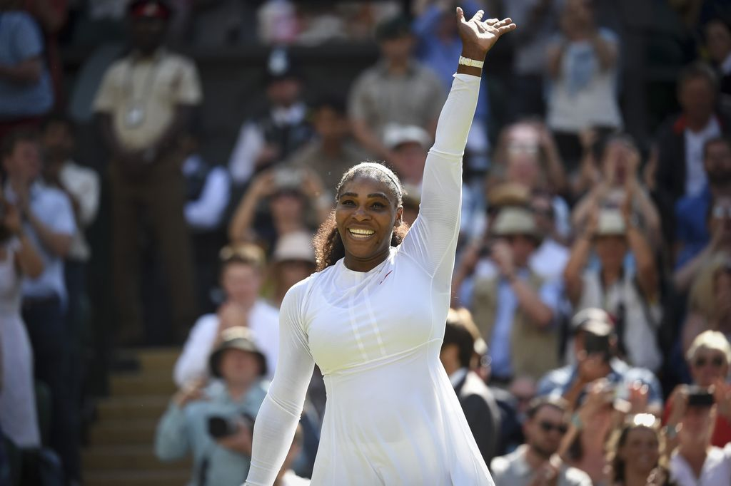 Serena Williams. <strong>Foto:</strong> dpa