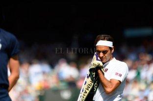 Sorpresa en Wimbledon: Roger Federer quedó eliminado