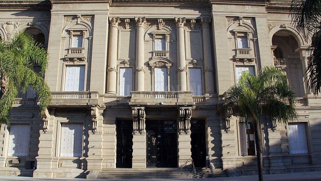 Casa de Gobierno de Santa Fe. <strong>Foto:</strong> Secretaría de Comunicación Social